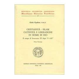 Cristianità e Islam