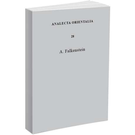 Grammatik der Sprache Gudeas von Lagas. Vol. I