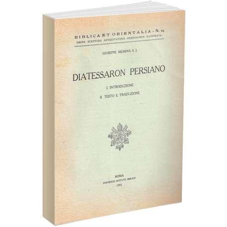 Il Diatessaron Persiano