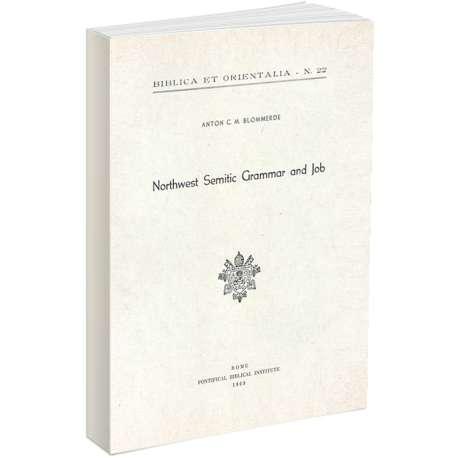 Northwest semitic Grammar and Job