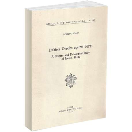 Ezekiel's oracles against Egypt