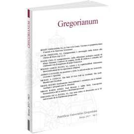 Gregorianum 2017 - Fasc. 3