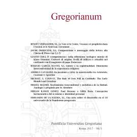 Gregorianum 2017 fasc. 3 - VERMANDER - pagina 445