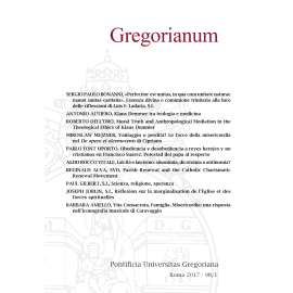 02 - Autiero, Antonio - Klaus Demmer tra teologia e medicina - P. 25