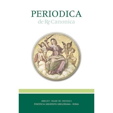 01 - Ghirlanda, Gianfranco - Si possono pensare nuovi ministeri istituiti da conferire ai laici? - P. 509