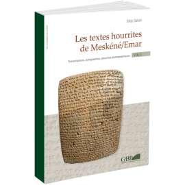 Les textes hourrites de Meskéné/Emar