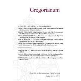 Gregorianum 2016 - Fasc. 3