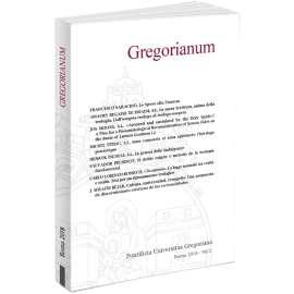 Gregorianum 2018 - Fasc. 2