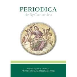 Periodica de Re Canonica 2018 - Fasc. 2