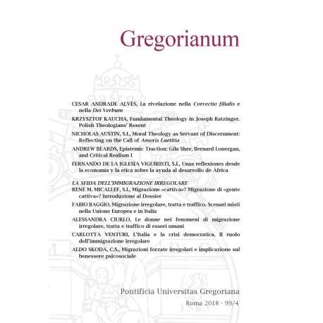 01 - Andrade Alves Cesar, La rivelazione nella Correctio filialiose nella Dei Verbum pp. 695-718
