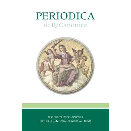 Periodica de Re Canonica 2018 - Fasc. 4