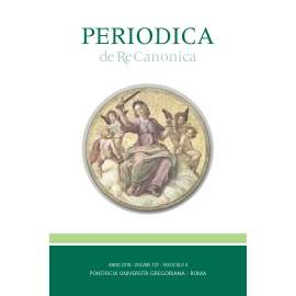 01 - Modric Alan - La sinodalita' nel sistema della chiesa pp. 545-571