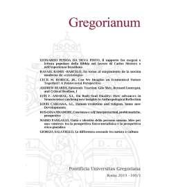 Gregorianum 2019 - Fasc. 1