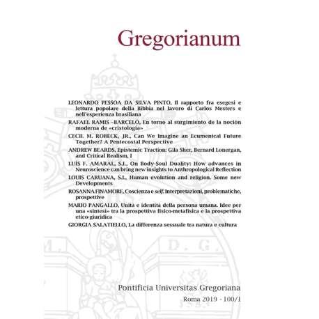01 - PESSOA DA SILVA PINTO LEONARDO - IL RAPPORTO FRA ESEGESI E LETTURA POPOLARE - pp. 5-25