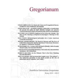 03 - Van Ittersum Matthijs - Baptism in Der Geist der Liturgie. - pp. 521-536