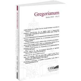 Gregorianum 2020 - Fasc. 2