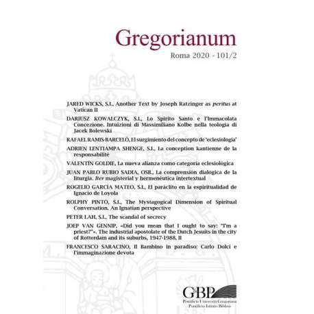 02 - Dariusz Kowalczyk, S.I. - Lo Spirito Santo e l'Immacolata Concezione - pp. 251-271