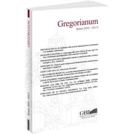 Gregorianum 2020 - Fasc. 3