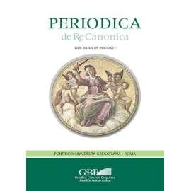 Periodica de Re Canonica 2020 - Fasc. 2