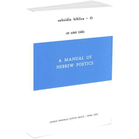 A Manual of Hebrew Poetics