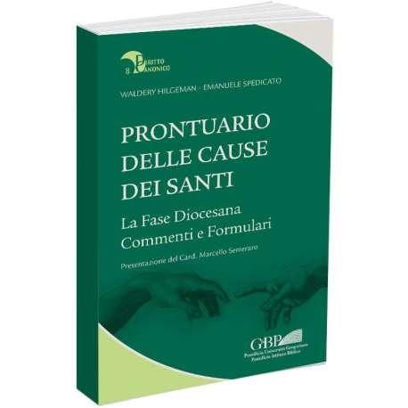 Prontuario delle cause dei Santi