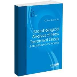 Morphological Analysis of New Testament Greek