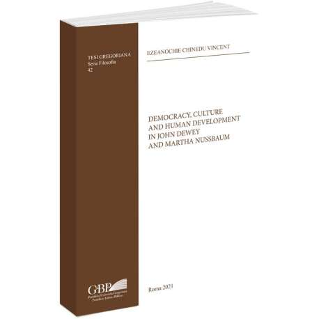 Democracy, Culture and Human Development in John Dewey and Martha Nussbaum