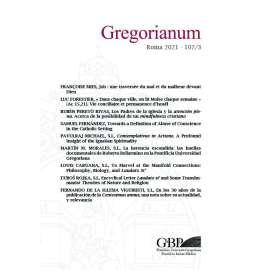 Gregorianum 2021 - Fasc. 3