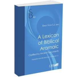 A Lexicon of Biblical Aramaic