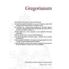 Gregorianum 2018 Fasc. 2