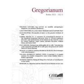 Gregorianum 2021 Fasc. 1