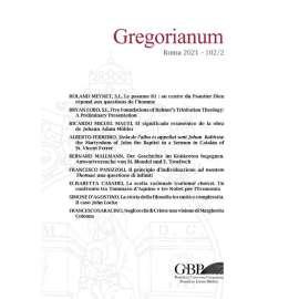 Gregorianum 2021 Fasc. 2