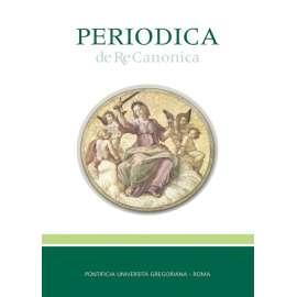 Periodica de Re Canonica