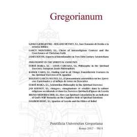 Gregorianum 2017 Fasc. 4