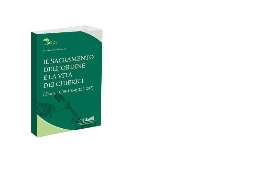 Il sacramento dell'ordine e la vita dei chierici (Cann. 1008-1054 / 232-297)