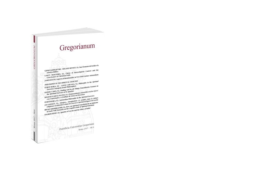 Gregorianum 2017 - Fasc. 4